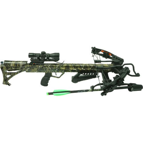 Rocky Mountain Rm415 Crossbow Package Camo