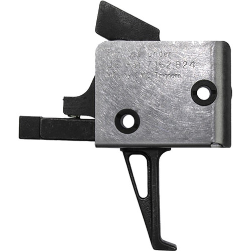 Cmc Triggers Ar15/ar10 Single Stage Trigger Flat Large Pin 3-3.5 Lb. Pull