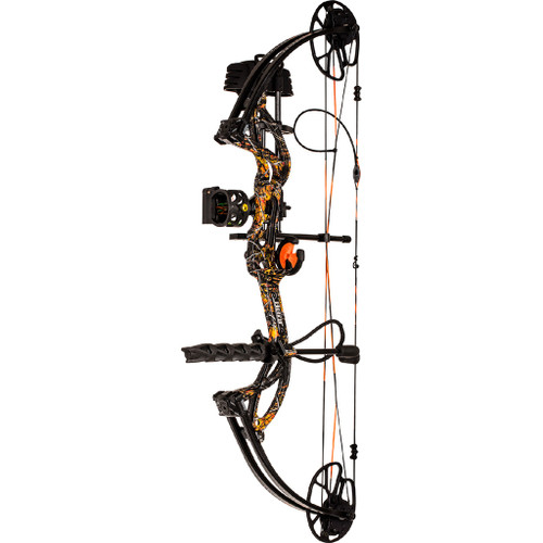 Bear Archery Cruzer G2 RTH Package Moonshine Wildfire LH
