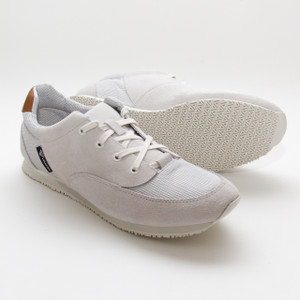 The Vratim Drum Shoe II - White