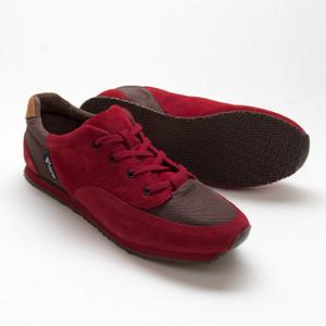 The Vratim Drum Shoe II.1 - Red
