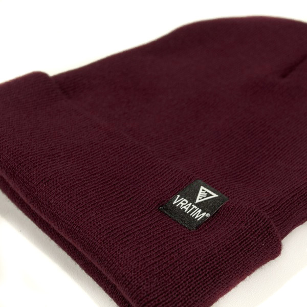 The Vratim Cuff Beanie - detail