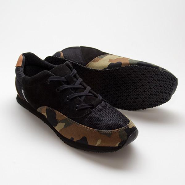 The Vratim Drum Shoe II.1 - Camo