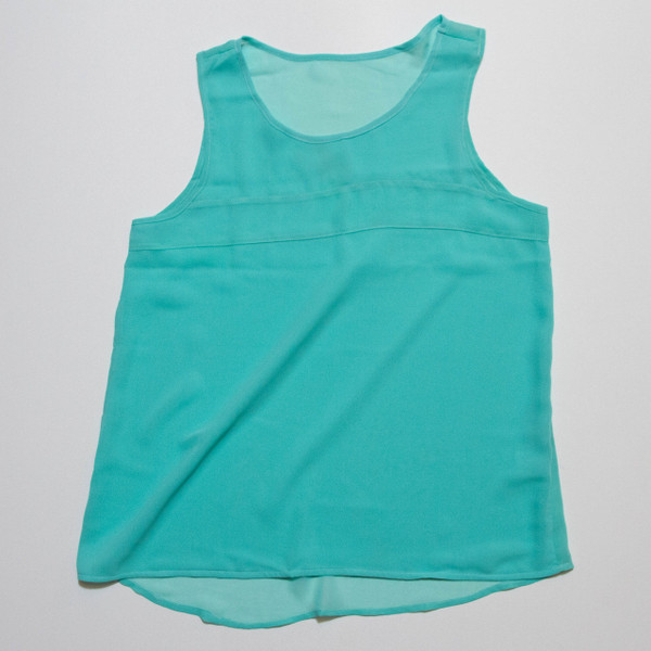 The Aly Tank - Mint