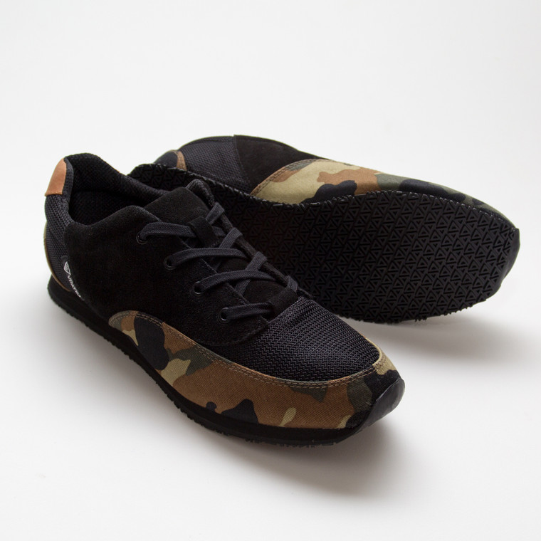 The Vratim Drum Shoe II.1 - Camo