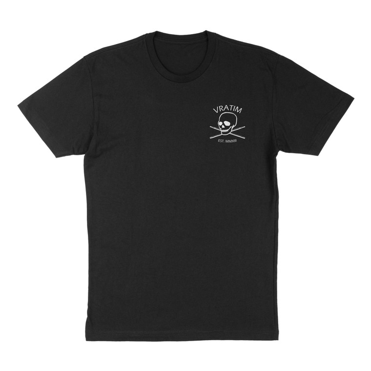 The Vratim Coffin T-Shirt - front