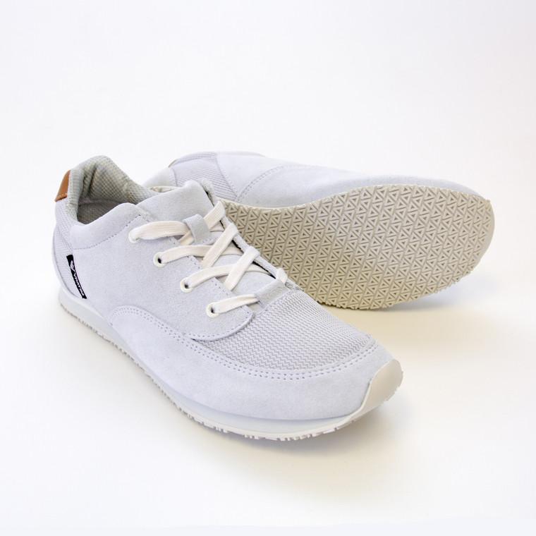 The Vratim Drum Shoe II.1 - White Ice Blue