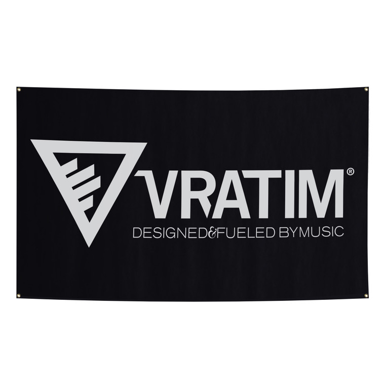 The Vratim Wall Flag