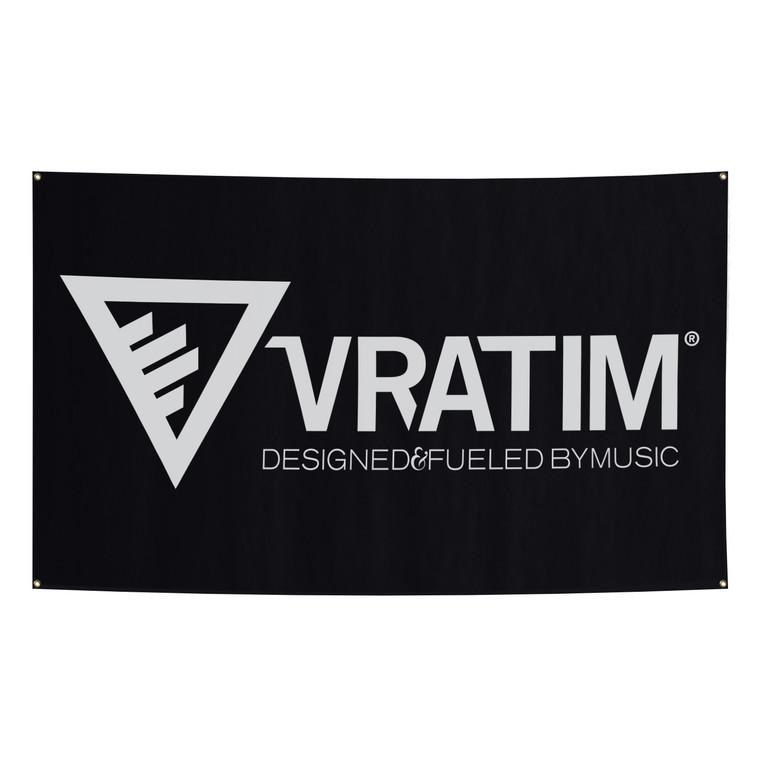 The Vratim Wall Flag
