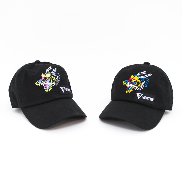 The Vratim Dragon Dad Hat *Limited Edition*