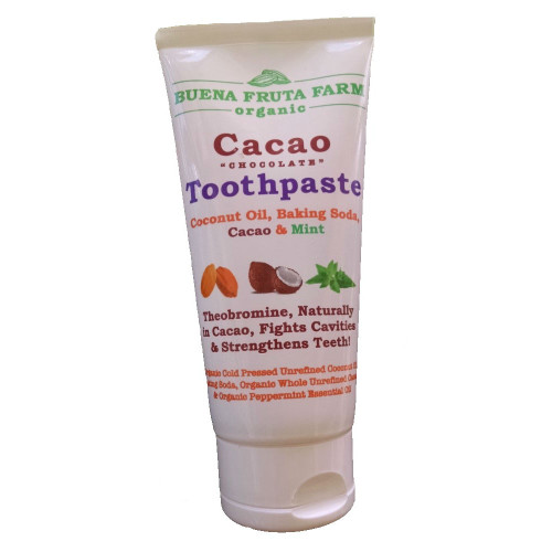 Cacao Toothpaste, Organic