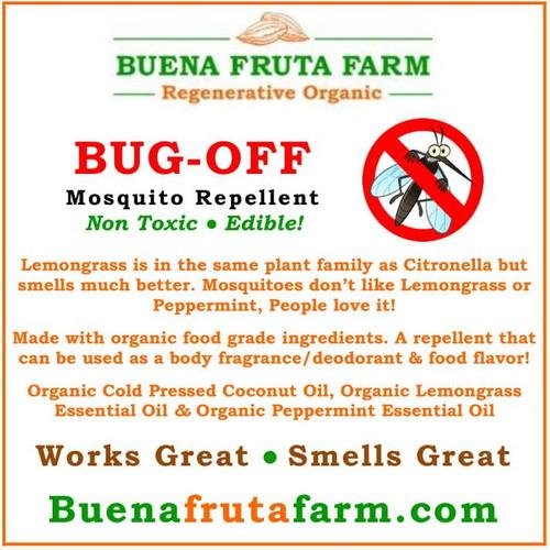Mosquito Repellent, Bug Off