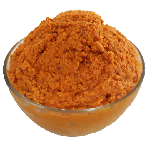 Turmeric Paste, Organic, Fresh Ground