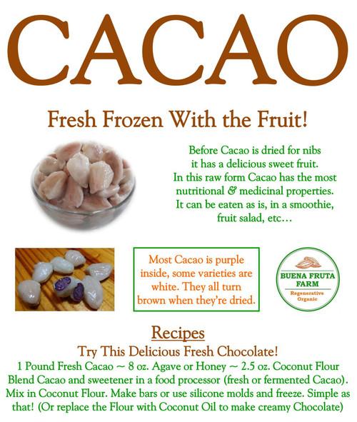 Cacao Recipe