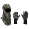 Camo Face Mask Hunting Gloves Set