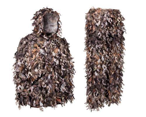 f374540c5ac53 Guide Series Premium Camouflage 3D Leafy Suit - Fall Brown