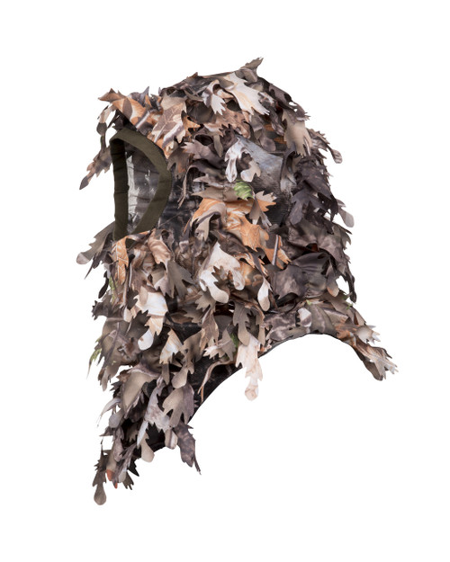 WICKED WOODS BROWN HUNTING FACE MASK
