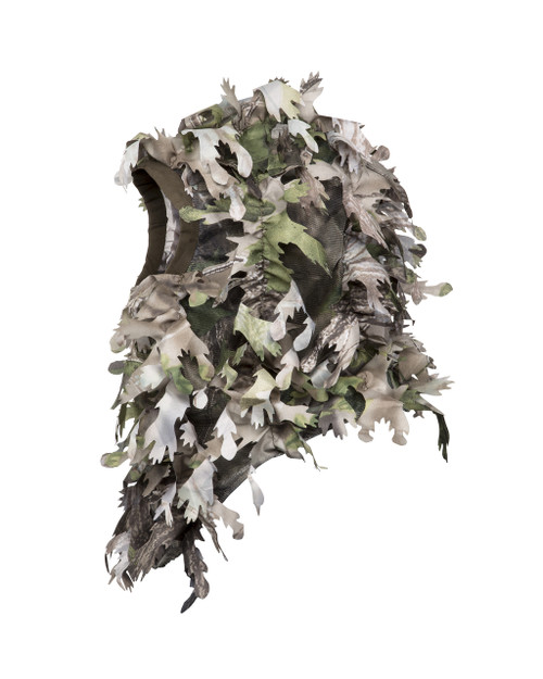 wicked woods hd camouflage face mask for hunting