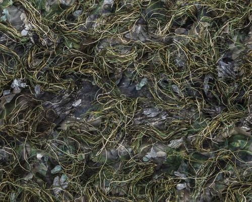 Ghillie Netting Blanket 6 Ft X 4 5 Ft Woodland Green
