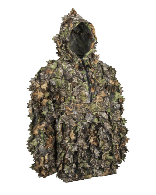 MOSSY OAK DIFFUSION PULLOVER JACKET