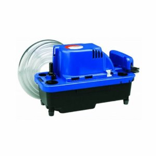 Little Giant 554550 VCMX-20ULST VCMX Series Automatic Condensate Removal Pump With Safety Switch