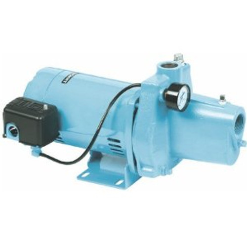 Little Giant 558275 JP-075-C Shallow Well Jet Pump 3/4 Hp 115-230V