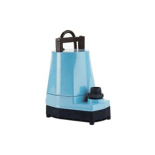 Little Giant 505202 5-MSP 1/6 Horsepower 230V Water Wizard 5 Series Submersible Utility Pump