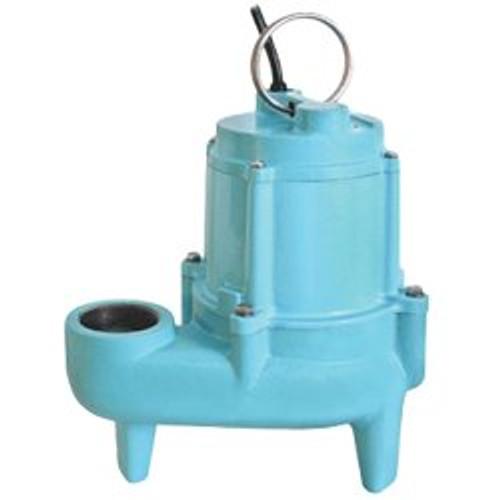 Little Giant 509203 9S-CIM 4/10-Horse Power Sewage Pump