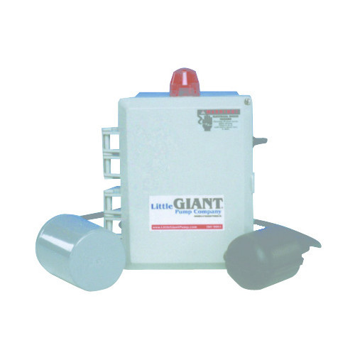 Little Giant 513267 Single Phase Simplex Indoor/Outdoor Alarm System & Pump Control
