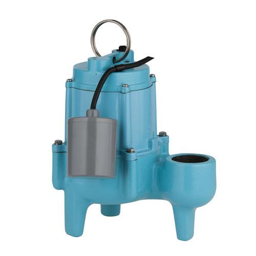 Little Giant 509217 9SN-CIM Manual Sewage Pump