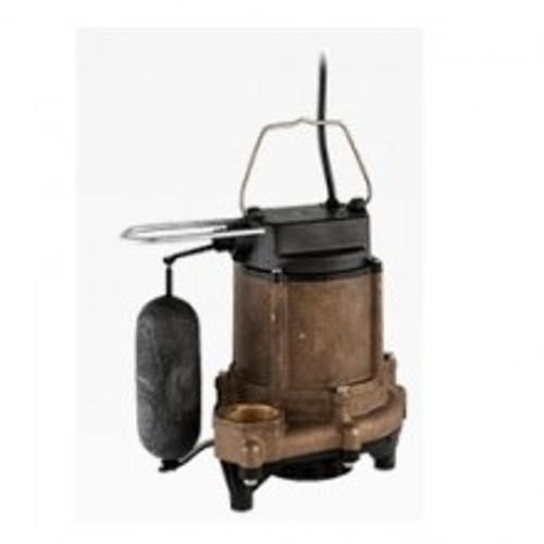 Little Giant 511342 10EN-CBA-SFS Submersible Sump Effluent Pump