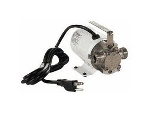 Little Giant 555602 Non-Submersible, Self-Priming Transfer Pump