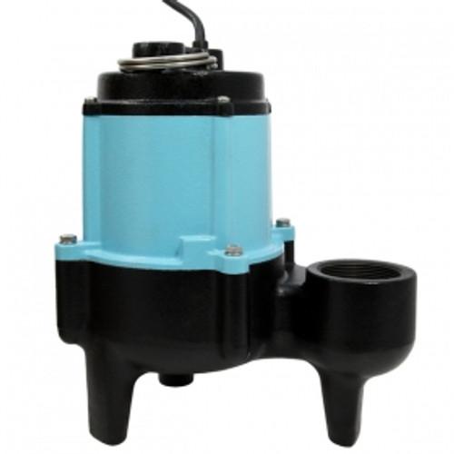 Little Giant 511322 10SN-CIM Manual Sewage Pump
