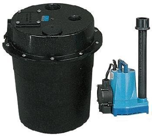 Little Giant 505055 WRS-5 Drainosaur Water Removal System