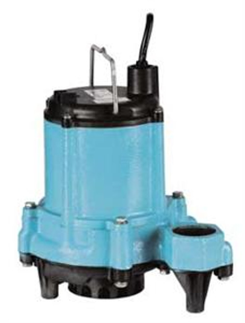 Little Giant 506611 6EN-CIM Manual Sump/Effluent Pump