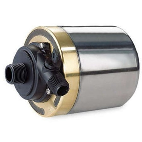 Little Giant 517010 Stainless Steel 900GPH Pump with 50-Feet Cord, Bronze