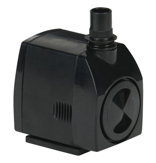 Little Giant 566717 Submersible Magnetic Drive Statuary Fountain Pump