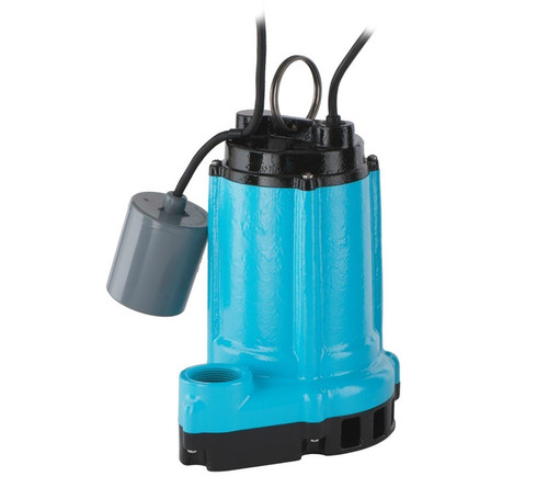 Little Giant 511573 10ENH 60 GPM 115V High Head Fully Submersible Effluent Pump