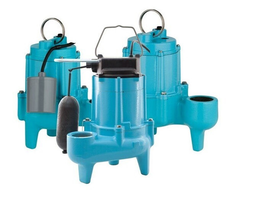 Little Giant 509228 9SN-CIA-SGS Sewage Pump