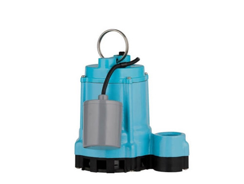 Little Giant 509801 9EC-CIA-RF 4/10 HP, 70 GPM Submersible Sump Effluent Pump