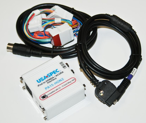 USA Spec iPod Integration Kit for Honda