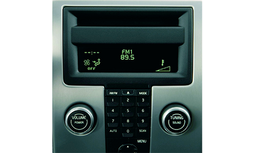 Dension iPod Integration for Volvo