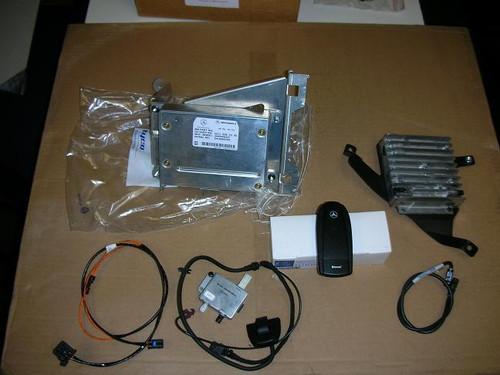 Mercedes CLK MHI Bluetooth Integration