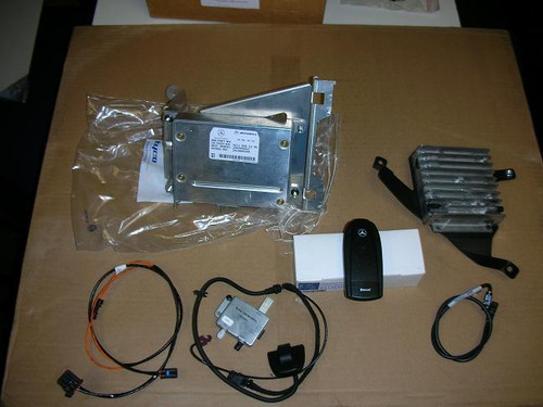 Mercedes E Class Bluetooth Handsfree System with Bluetooth Module