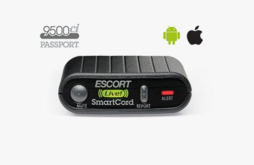Escort Smartcord Live Direct Wire