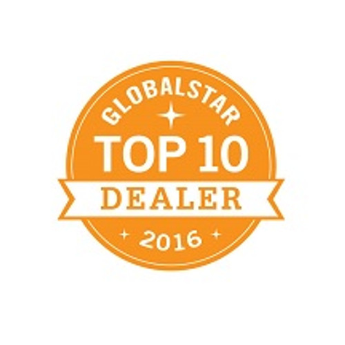 All Over Communications was awarded Top Dealer in 2016