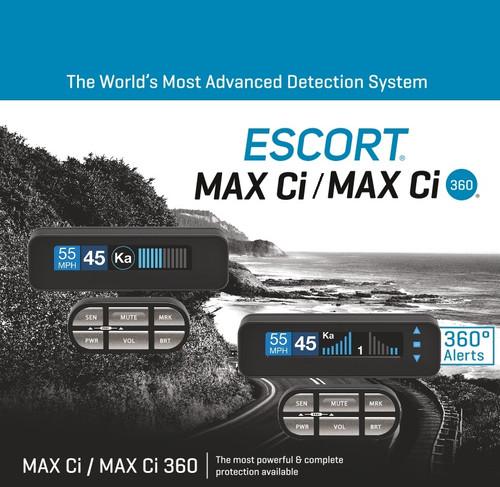 Escort Max-CI 360