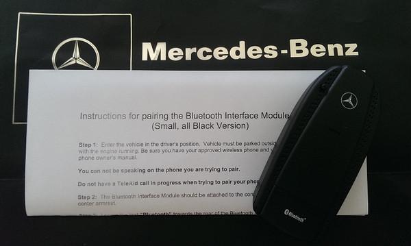 Mercedes B67876131 HFP Bluetooth module