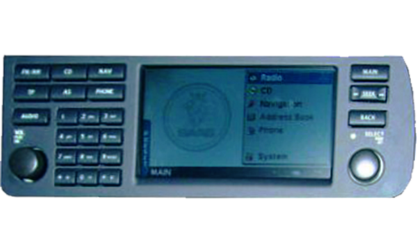 Dension iPod Integration for SAAB