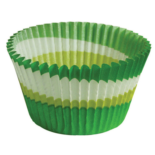 Green Circle Baking Cups [80pcs]